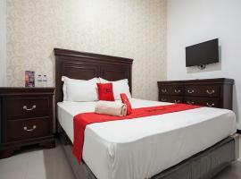 RedDoorz near Taman Krida Budaya Malang, hotel in Malang
