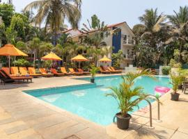 Kyriad Prestige Calangute Goa by OTHPL, hotel in Calangute
