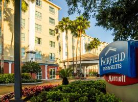 Fairfield Inn & Suites by Marriott Orlando International Drive/Convention Center, hotel near Ripley's Believe It or Not!, Orlando