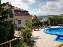 Janda Resort & Conference, hotel in Mszana Dolna