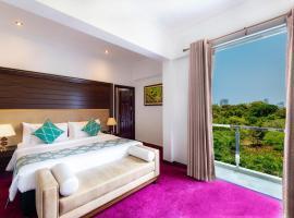 Trillium Boutique City Hotel, hotel in Colombo