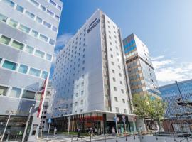 JR 九州ホテル ブラッサム博多中央、福岡市にある博多駅の周辺ホテル