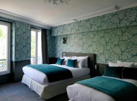Hôtel Avama Prony, hotel near Porte de Champerret Metro Station, Paris