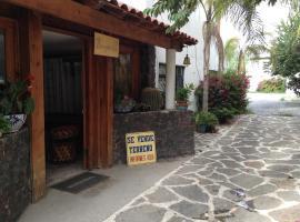 Hotel La Herradura, hotel en Tecozautla
