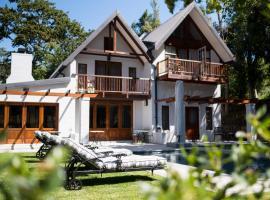 Simonzicht Guest House, guest house in Stellenbosch