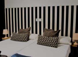 Feel Hostels Soho Malaga, hotel en Málaga