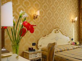 Hotel Gorizia a La Valigia, hôtel à Venise