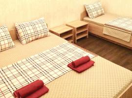 5days-nn, 2 bedroom Apartment on Dolzhanskaya, 8, отель в Нижнем Новгороде