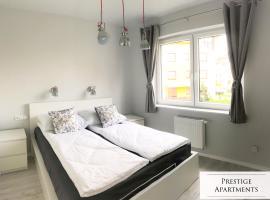 Exclusive Apartment, pet-friendly hotel in Ostrów Wielkopolski