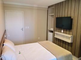 PIAZZA DIROMA FLATS PARA TEMPORADA, hotel near Liberty Square, Caldas Novas