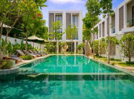 Phka Chan Hotel, hotel near Angkor Wat, Siem Reap
