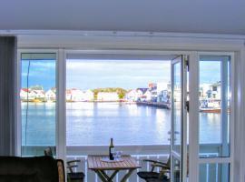 Åkrehamn Marina, apartment in Åkrehamn