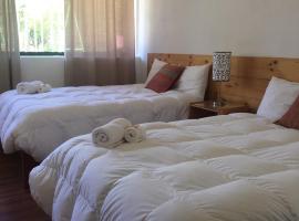 Hostal Samana Wasi, spa hotel in Urubamba