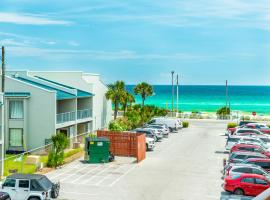 Gulf View 301 by RealJoy Vacations, serviced apartment in Destin