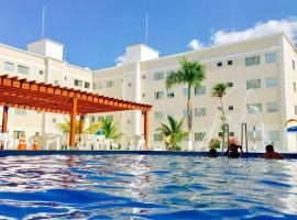 Apartamento Encontro das Aguas - Voe Mais, hotel in Caldas Novas