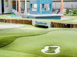 Downtowner Boutique Hotel – hotel w Las Vegas
