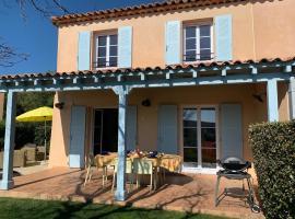 Villa les Coralines, hotel in Les Issambres