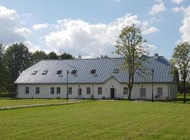 Prezidento Smetonos rezidencija, hotel in Užulėnis