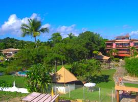Itaparica Praia Hotel, pet-friendly hotel in Itaparica Town