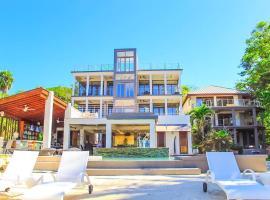 Xbalanque Resort, hotel in Roatán