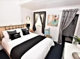 Bridle Lodge Apartments, apartment in Blackpool