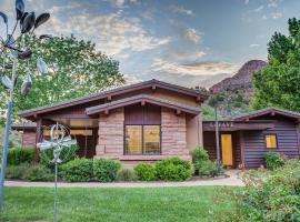LaFave Luxury Rentals at Zion, vacation home in Springdale