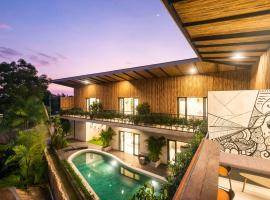 Canggu Dream Studios & Villas, hotel in Canggu