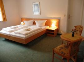 Hotel am Schlosspark, hotel in Wernigerode