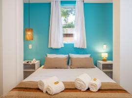 Brazilodge All Suites Leblon, hotel in Rio de Janeiro