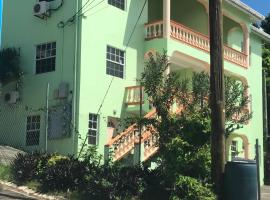 Silver View Apartments, hotel in Saint George's