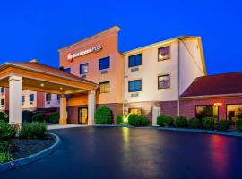 Best Western Plus Strawberry Inn & Suites, hotel in Knoxville