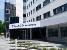 Tallink Express Hotel, отель в Таллине