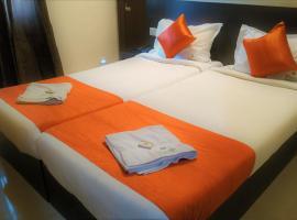 Hotel Prathiba Heritage, hotel in Trivandrum