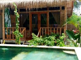 gili air kayla cottages, hotel in Gili Islands