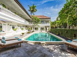 Akaya Bali, hotel with pools in Sanur