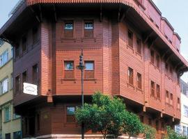 فندق ديرسادت إسطنبول، فندق بالقرب من الجامع الأزرق، إسطنبول