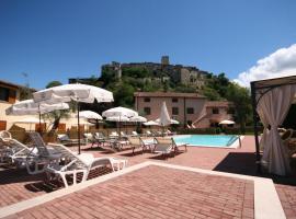 Case Vacanza Fiocchi, hotel en Arrone