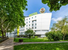 B&B Hôtel Paris Malakoff Parc des Expositions, hotel in Malakoff
