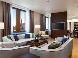 Residences Moscow - Serviced Apartments, hotel near Lenin Mausoleum, Moscow