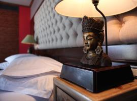 Simfonia Boutique Hotel, hotel din Râmnicu Vâlcea