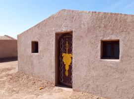 Bivouac Mélodie du désert, luxury tent in Mhamid