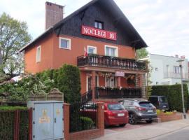 Noclegi16, budget hotel in Bolesławiec