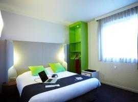 Campanile Lyon Centre Part-Dieu, accessible hotel in Lyon