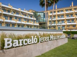 Barceló Jerez Montecastillo & Convention Center, hotel en Jerez de la Frontera