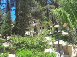 POED Residences, hotel in Platres