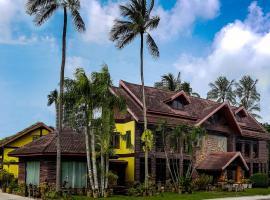 Benjavadee Hotel Samui, hotel near Santiburi Beach Resort ,Golf and Spa, Mae Nam