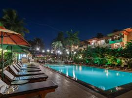 Somy Plaza ( Formerly Somy Resort), accessible hotel in Calangute