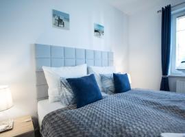 Baltic-Apartments - Apartament Aquamarina C11, spa hotel in Świnoujście