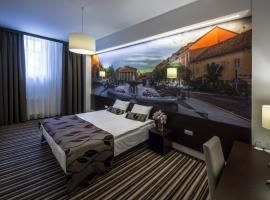Vilnius City Hotel, hotel near Lithuanian Exhibition and Congress Center LITEXPO, Vilnius