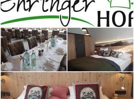 Ehringer Hof, hotel Polling városában
